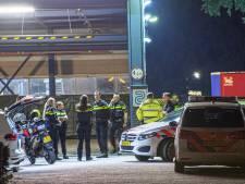 Achtervolging Mercedes met 225 kilometer per uur eindigt in loods Vianen