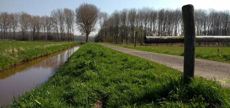 Hinder voor verkeer bij Waardhuizen door aanleg waterberging