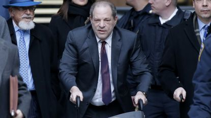 Uitspraak zaak Weinstein eindelijk bekend: Hollywood-magnaat schuldig aan verkrachting en aanranding