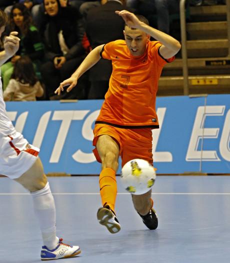 FC Eindhoven weer hofleverancier Nederlands zaalvoetbalteam