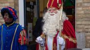 Chris Van den Durpel kruipt in de rol van Sinterklaas