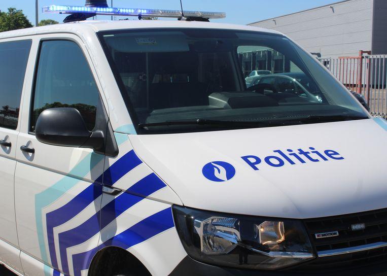 archiefbeeld politie
