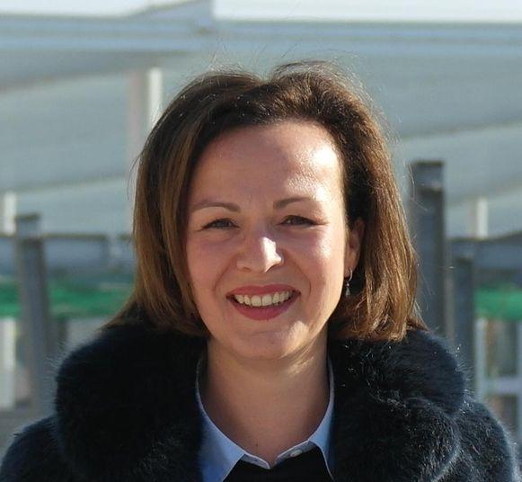 Sofie Boeykens.