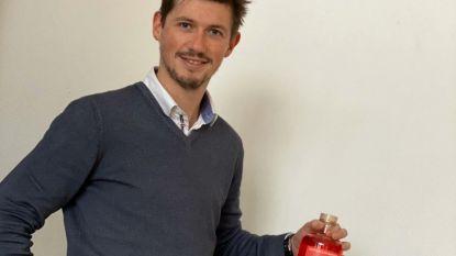 Na passage in 'The Sky is the Limit': Frederik Laeremans brengt zijn Superbeton Gin op de markt