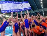 Waterpolosters kwalificeren zich voor de Olympische Spelen in bloedstollend duel
