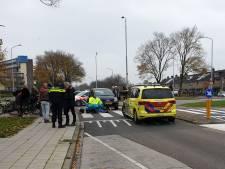 Jongen op fiets aangereden op Holkerweg