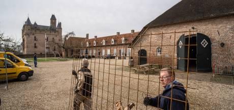 Fort Pannerden en Kasteel Doornenburg keihard getroffen door coronacrisis