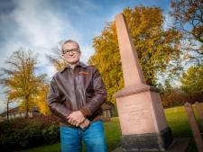 Gedenknaald vermoorde marechaussee-officier komt terug in Apeldoorn