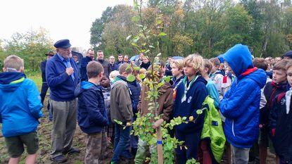 Boom herdenkt overleden scout op nieuw speelterrein De Buecken