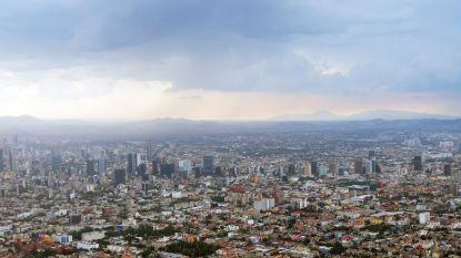 Miljoenen inwoners van Mexico-Stad dagenlang zonder water