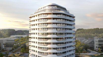 Bouw van exclusieve woontoren Belgica nog maar net gestart en al een derde van alle flats is verkocht