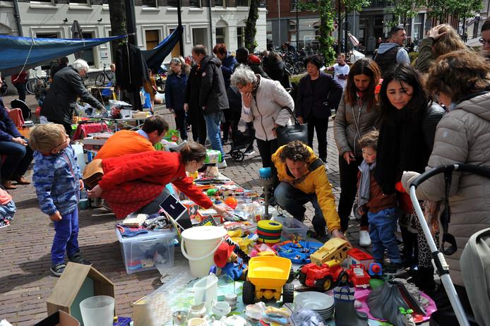 Koningsdag in Dordrecht gaat niet door.