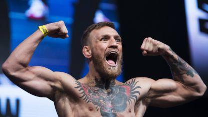 Conor McGregor lijst beste MMA'ers aller tijden op, maar zijn collega's denken daar duidelijk het hunne van