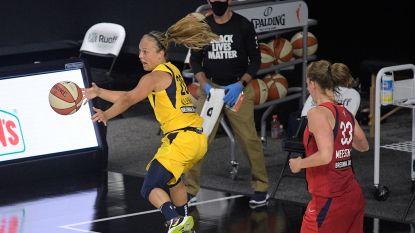 Meesseman klopt Allemand op eerste speeldag WNBA