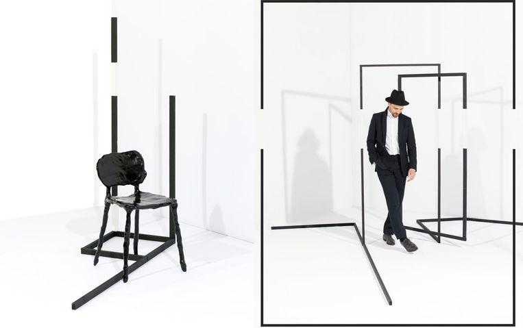 Ontwerper Maarten Baas - Set Design: Studio Knol, Realisatie en designassistentie: Sansplus Beeld Aisha Zeijpveld