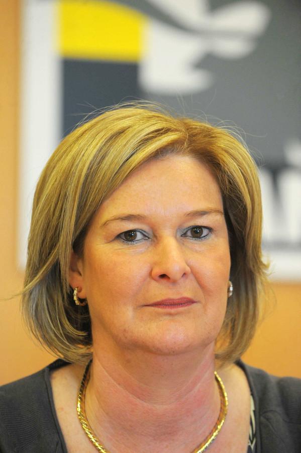 Linda Vissers, slachtoffer van 'verjonging' binnen de partij.