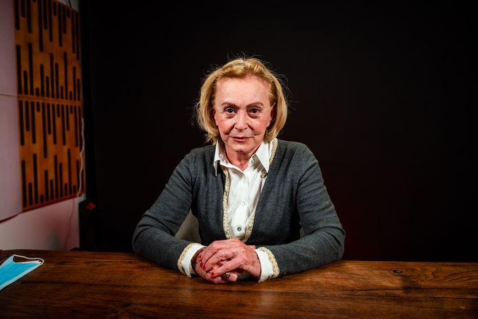 Leah Thys is kerkmedewerkster Roza Janssens in 'De Kerstmoord'.