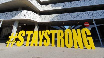 Naast deze boodschap van Greenpeace voor de zorgverleners kan je onmogelijk kijken