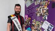Trotse meester Sandro is Mister Leather 2017: 'Als de ouders dit horen, gaan ze nogal verschieten'