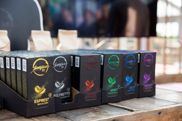 Nieuwe koffie van Twenty Two Coffee.