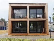 Mini-hotel in 'tiny house' Spoorzone: plannetje ligt klaar