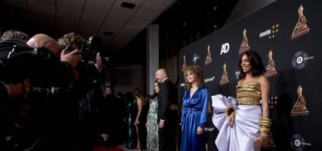 Juliana op kistjes en Brigitte als Marilyn: modetops & flops bij de Musical Awards