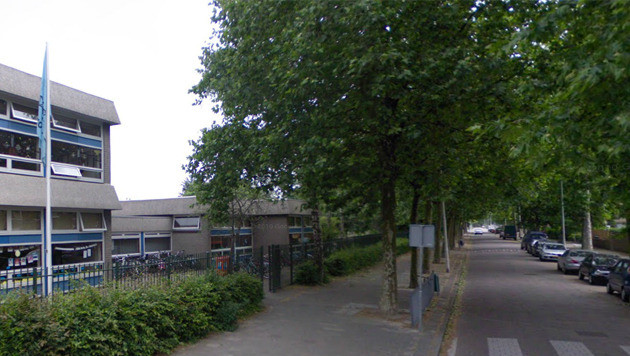 De Albert Plesmanschool in Rotterdam.