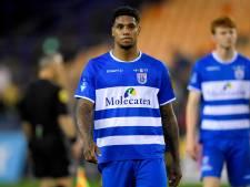 Darryl Lachman mag vertrekken bij PEC Zwolle