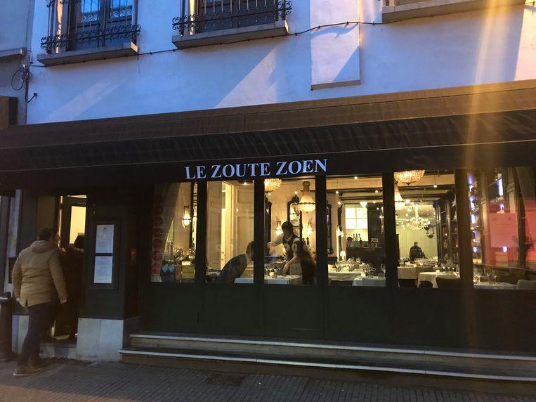 Le Zoute Zoen