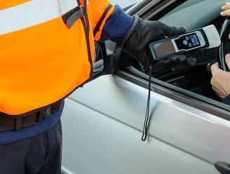 Amper drie bestuurders blazen 'alarm' tijdens Weekend Zonder Alcohol