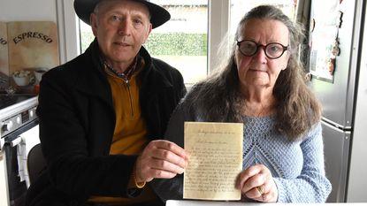 """""""Een brief van papa, 78 jaar na zijn dood"""""""
