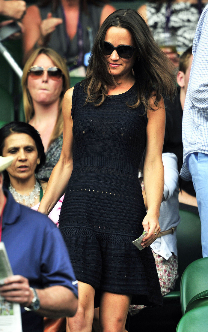 Pippa Middleton. Foto AFP