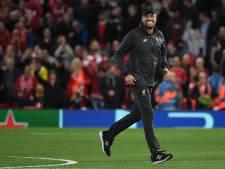 Klopp geniet van heerlijk optreden Liverpool