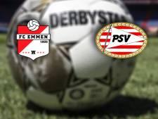 FC Emmen - PSV