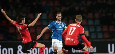 FC Den Bosch speelt nog maar eens gelijk: 1-1 tegen Helmond Sport