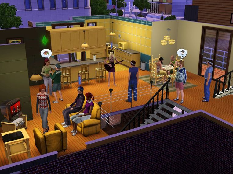 null Beeld The Sims