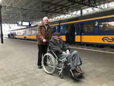 Station Eindhoven: In de tijd van Ad Beringer reden ze nog op stoom