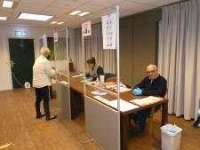 Aanloop van stemmers in Liempde voorlopig gelijk met vorige verkiezingen