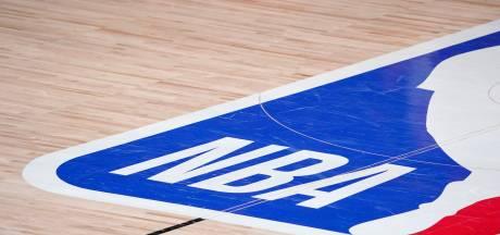 NBA: negen procent basketballers kan vanwege corona nog niet trainen