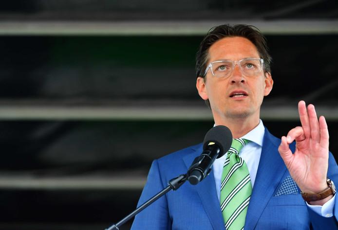 Eerdmans: Als hij zich aansluit bij een partij met deze uitgangspunten, dan heeft bij Leefbaar Rotterdam niets te zoeken