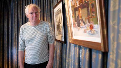 Conservator Verhaerenmuseum wordt ridder