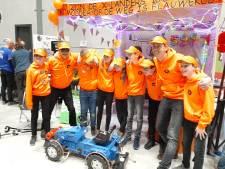 X-Landers 10.0 uit Kruisland gooien hoge ogen met hun 'anti-modder-tractor'