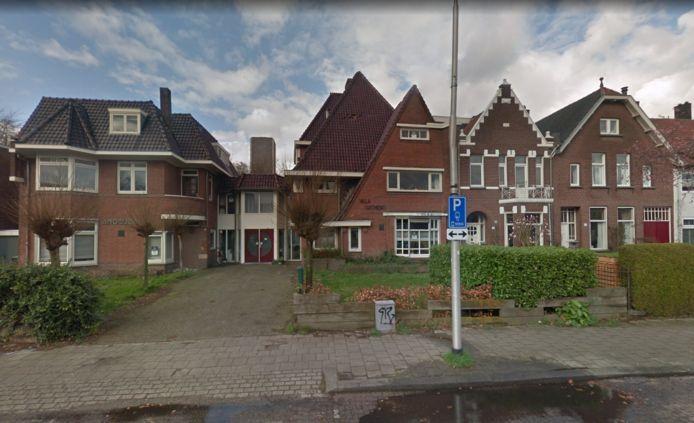 Villa Luchesio aan de Bredaseweg telt 25 zorgstudio's.