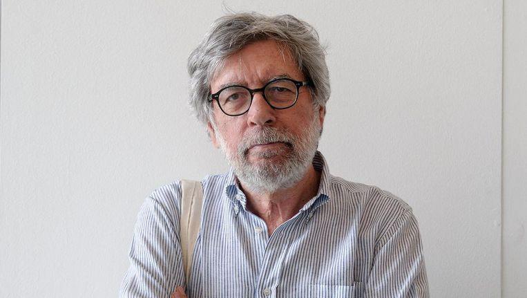 Domenico Starnone Beeld  Atlas Contact