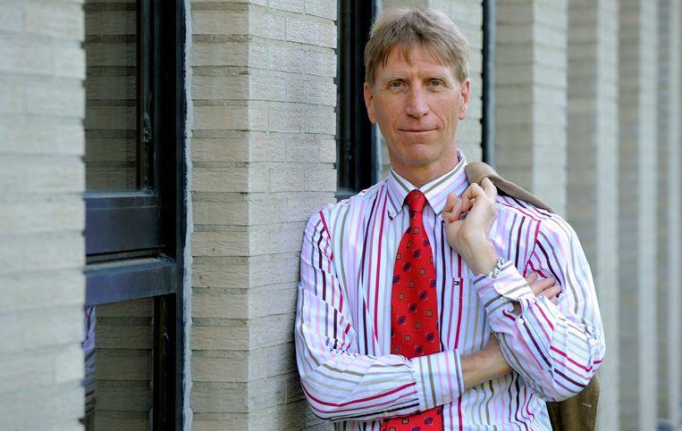 Rector Paul De Knop.
