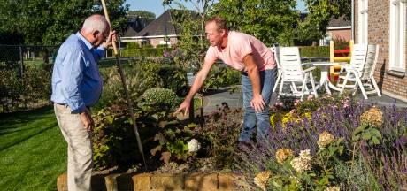Hovenier uit Boerhaar geeft tips om opwarming van tuin te voorkomen