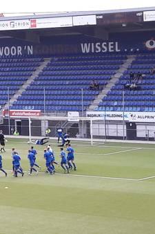 Supporters oosttribune FC Den Bosch krijgen twee alternatieven voorgeschoteld