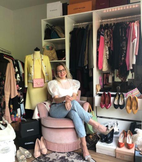 Tweedehands Chanel of Dior scoren? Antwerpse verkoopt 'preloved' designerkleding