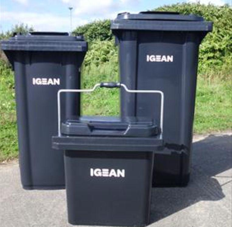In 2021 wil gemeente Zoersel overschakelen op grijze containers voor restafval.