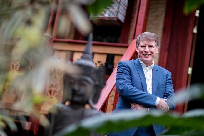 Voorzitter Sjaak van der Tak van Glastuinbouw Nederland.